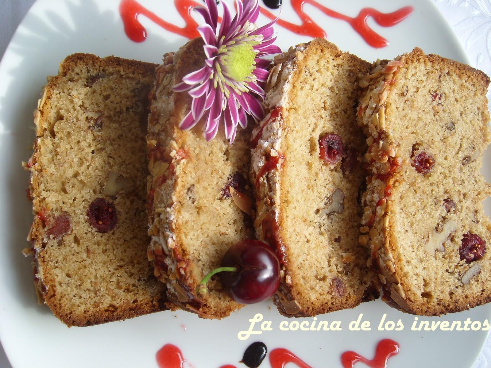 La cocina de los inventos bizcocho semi integral de for Cocina semi integral