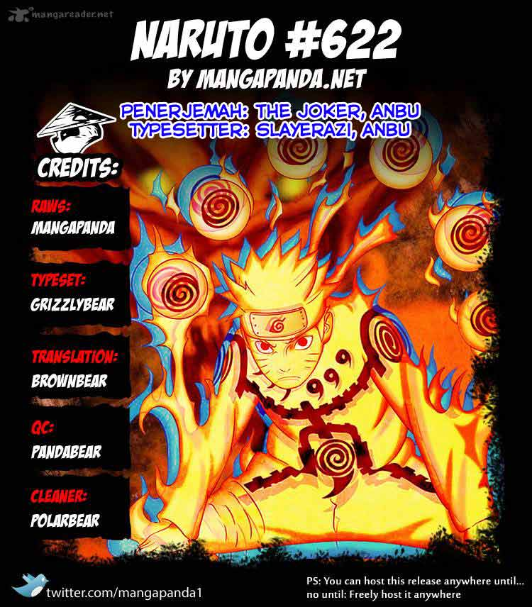 Naruto - Chapter:622 - Page:01