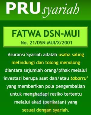 PRU Syariah