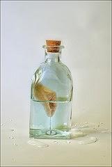 Botella medio llena o medio vacía. Negatividad