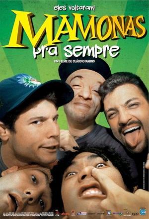 Filme Mamonas Pra Sempre Nacional AVI DVDRip