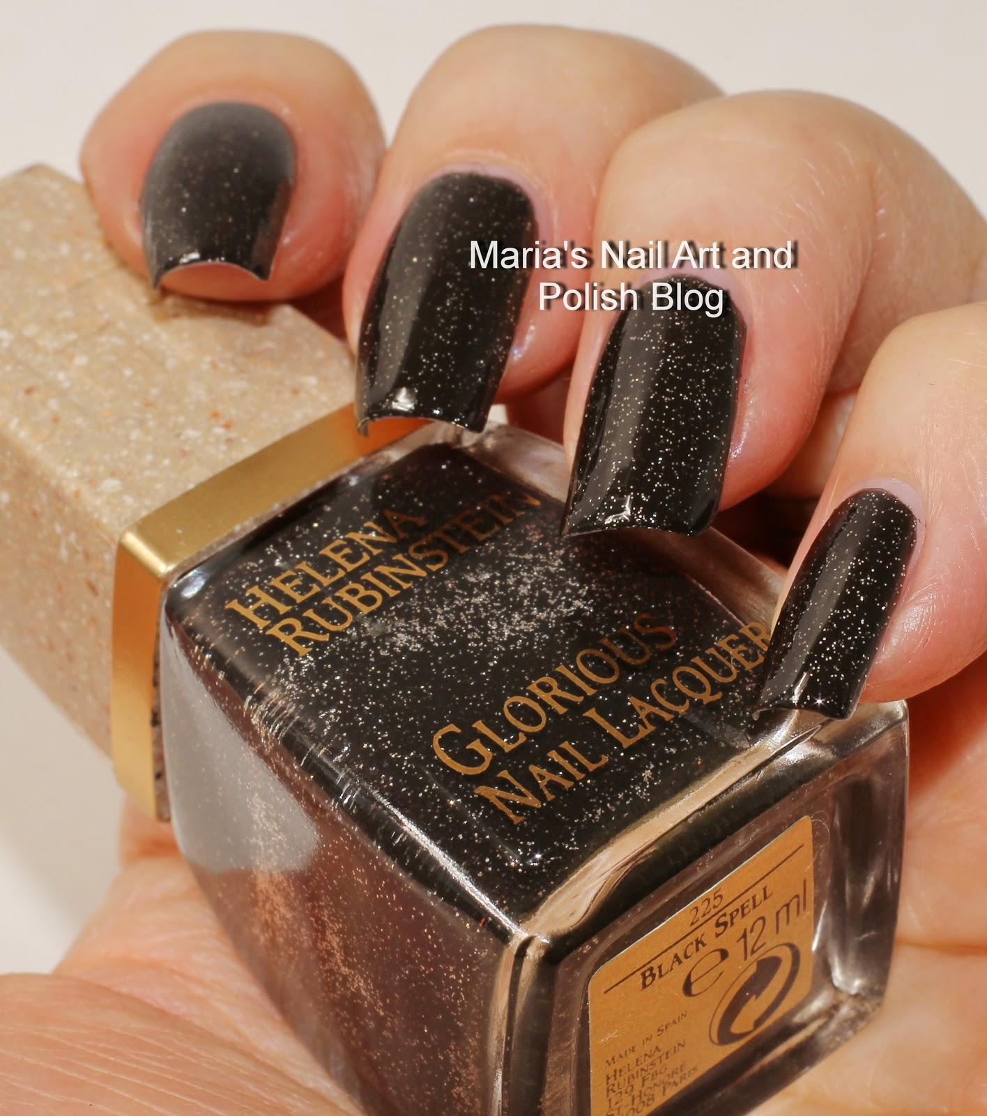 Marias Nail Art And Polish Blog: Helena Rubinstein 225