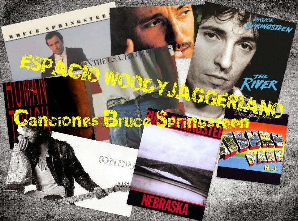 Mejores canciones Bruce Springsteen