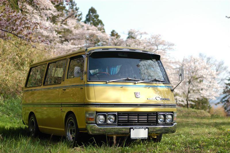 Nissan Caravan, mało znane klasyki, stare samochody, motoryzacja z dawnych lat