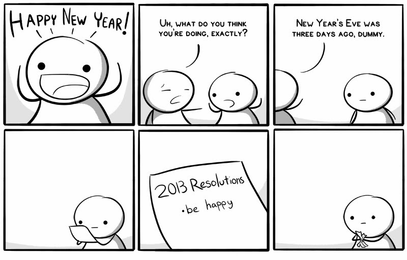 My Corner Of Life And Reviews.: Resolutions for 2014