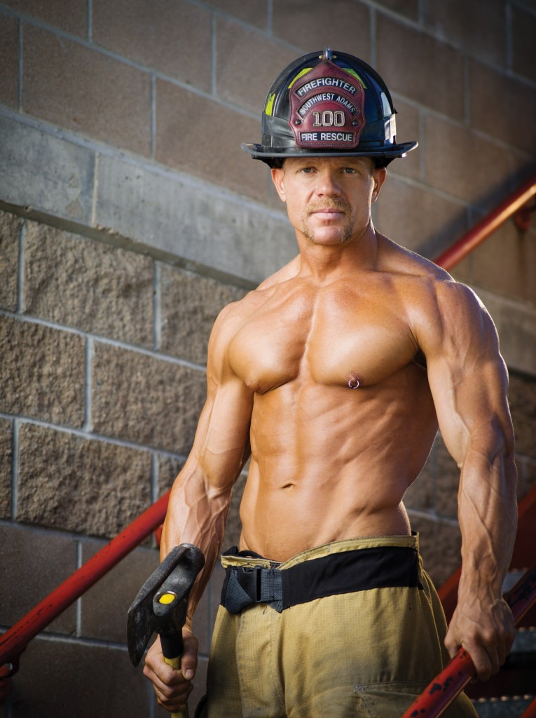 Daily Bodybuilding Motivation: Firefighters Calendar Guys ...