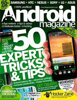 Android Magazine UK - Issue 21, 2013