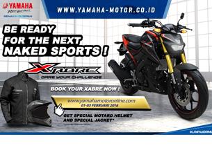 Cara Booking Online Yamaha Xabre 150 - Cara Tepat Atasi Dealer Nakal!