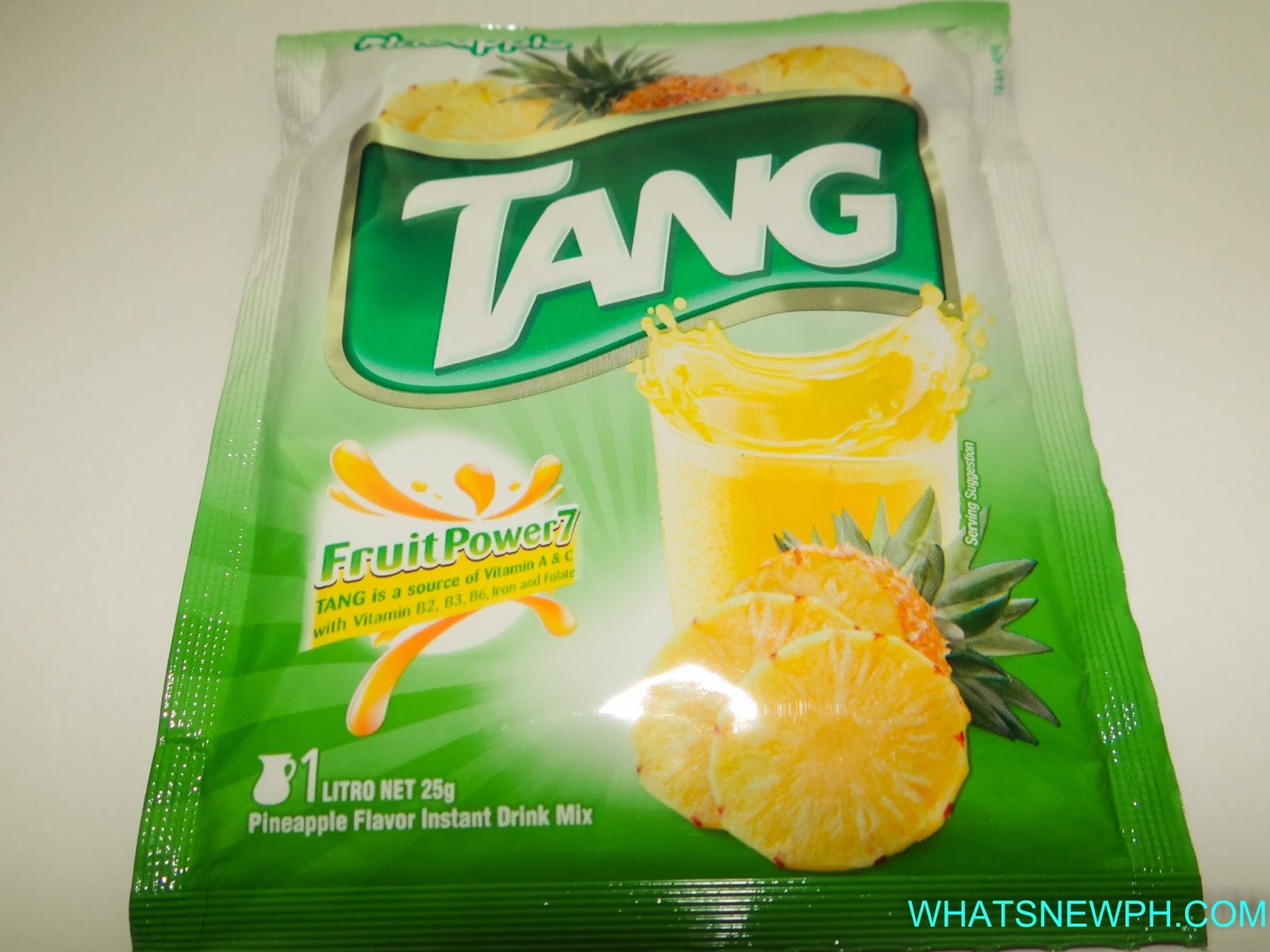 market study marketing 310 kraft tang instant drink mix