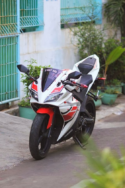 Perubahan Part Yamaha Vixion Model R125