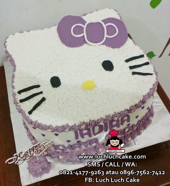 Hello Kitty Ungu Daerah Surabaya - Sidoarjo