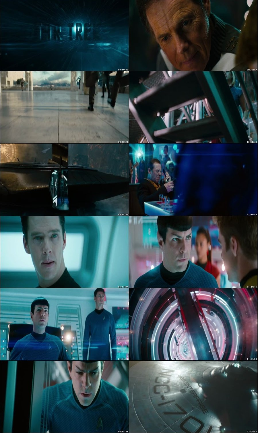 Star Trek Into Darkness (2013) Screenshot