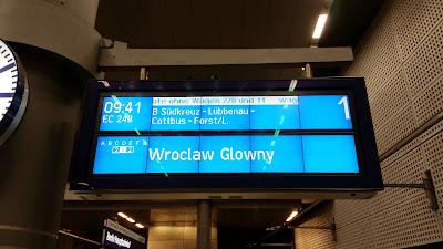 Bahnverkehr: Abschied vom Fernzug Wawel Berlin – Wroclaw