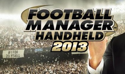 Game Android Football Manager 2013