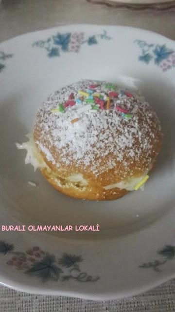 Buralı Olmayanlar Lokali-Alman Pastası
