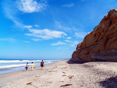 Beach - La Jolla, California