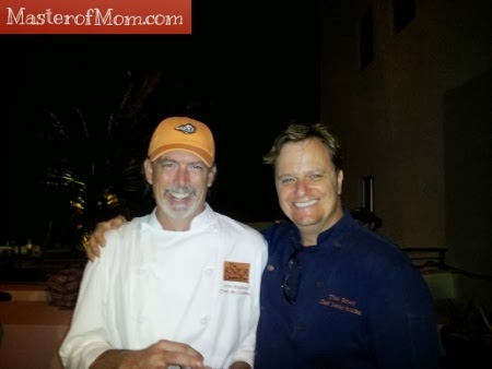 chef john england and chef david bracha