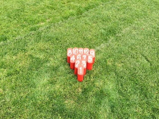 Yard Game
