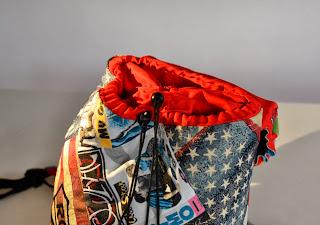 Bolsas-Tassen, unieke handgemaakte tassen, rugzak, Christiaan