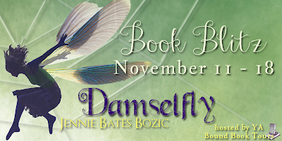 Book Blitz + Giveaway:  Damselfly