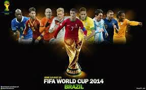 FIFA World Cup Brazil 2014 Wallpapers