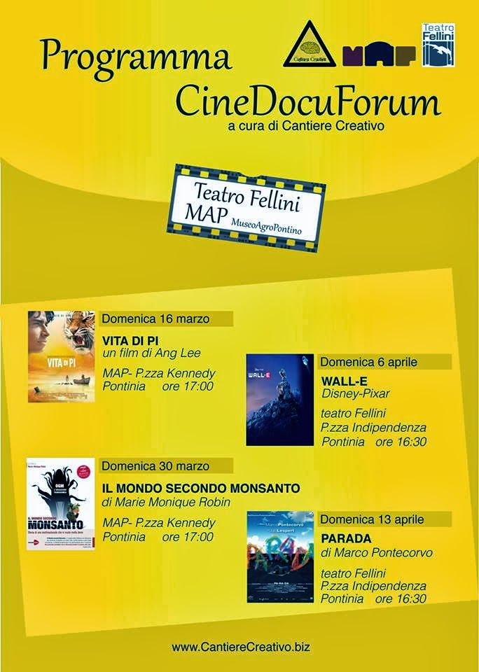 CineDocuForum 2014