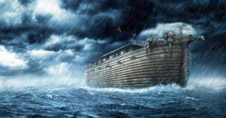 Misteri Fenomena air bah jaman Nabi Nuh