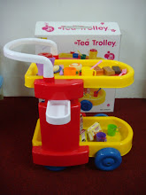 NEW Tea Trolley,Sale!!!  RM 80 only