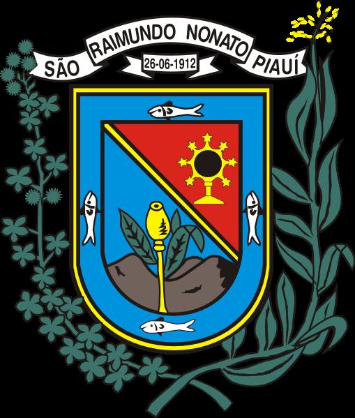 Brasao de São Raimundo Nonato - PI