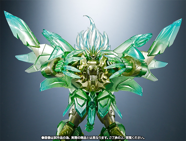 SRC Genesic Gaogaigar Hell and Heaven ver official image 01