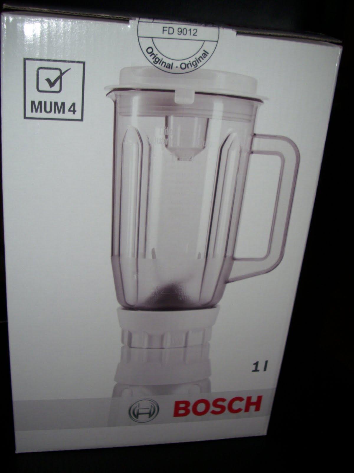 Bosch Küchenmaschine Mixer ~ rübes testblog bosch mixer aufsatz