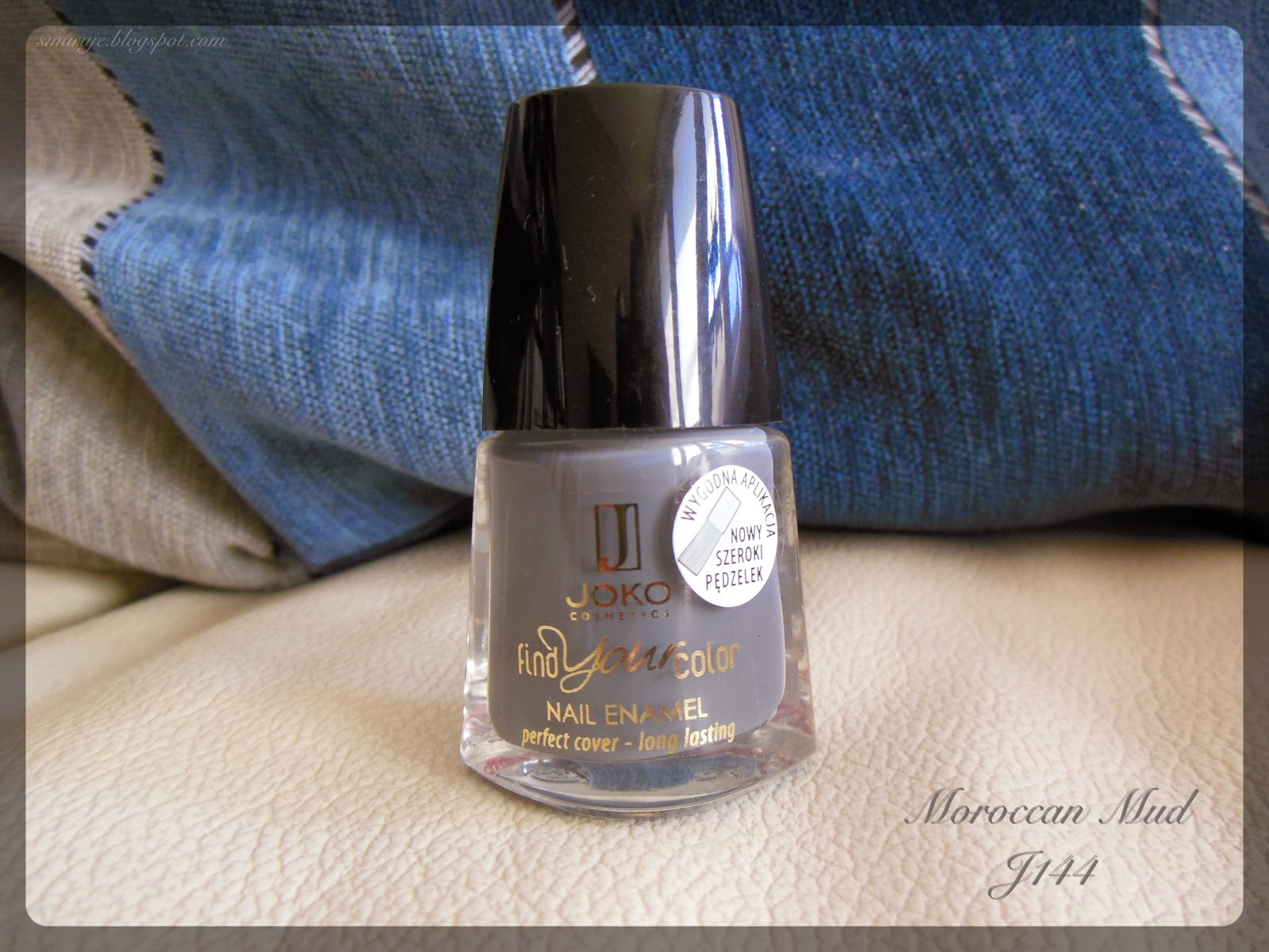 Moja idealna zimowa szarość: Joko –Find Your Color – J144 Moroccan Mud