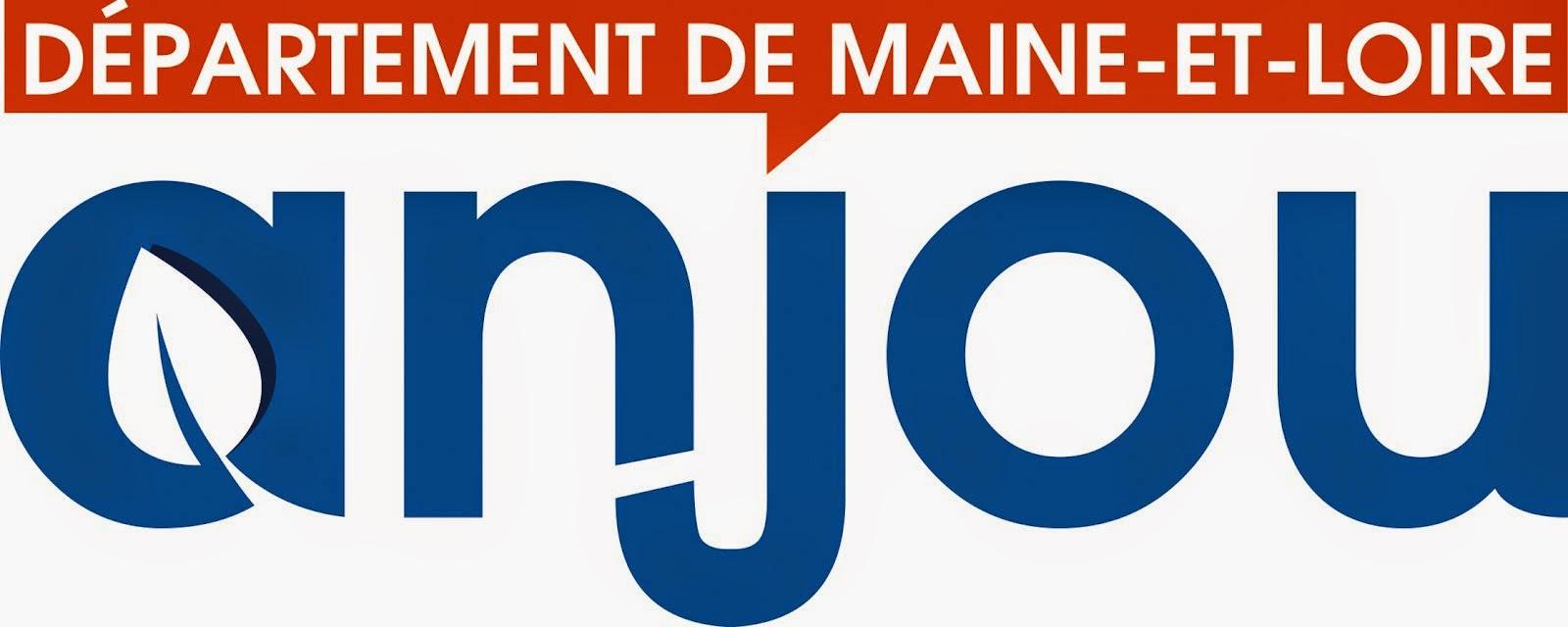 Projet financé par le Département de Maine-et-Loire