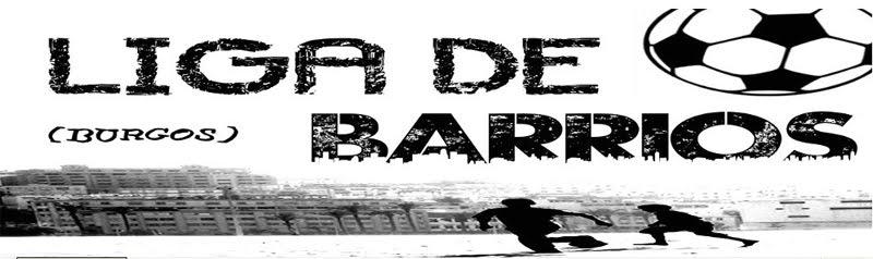 Liga de Barrios Burgos