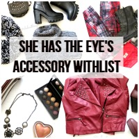 Shop Our Accessory Wishlist