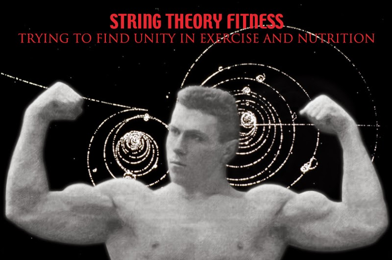 String Theory Fitness