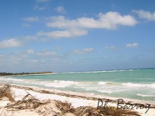 paysages du Mexique Sian Ka'an plage blog photos voyage yucatan