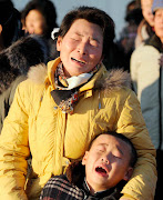 Many have made fun of Kim Jong Il in the last few days. (mother and son mourn kim jong il data)