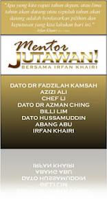 Bersama IRFAN KHAIRI