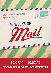 52 Weeks of Mail Love