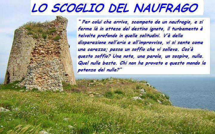 LO SCOGLIO DEL NAUFRAGO