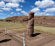 Spiritual and Political Centre of the Tiwanaku Culture
