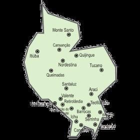 TERRITORIO SISAL DA BAHIA