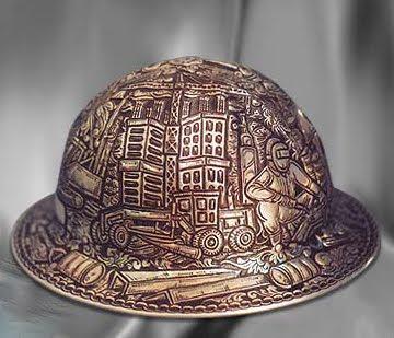 Crafts Copper Helmet (2)