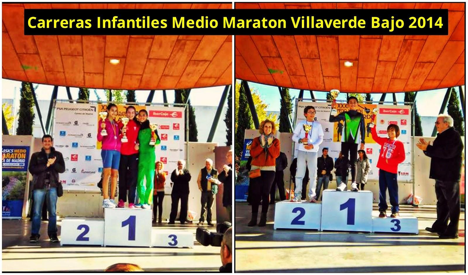 Medio Maratón Villaverde Bajo