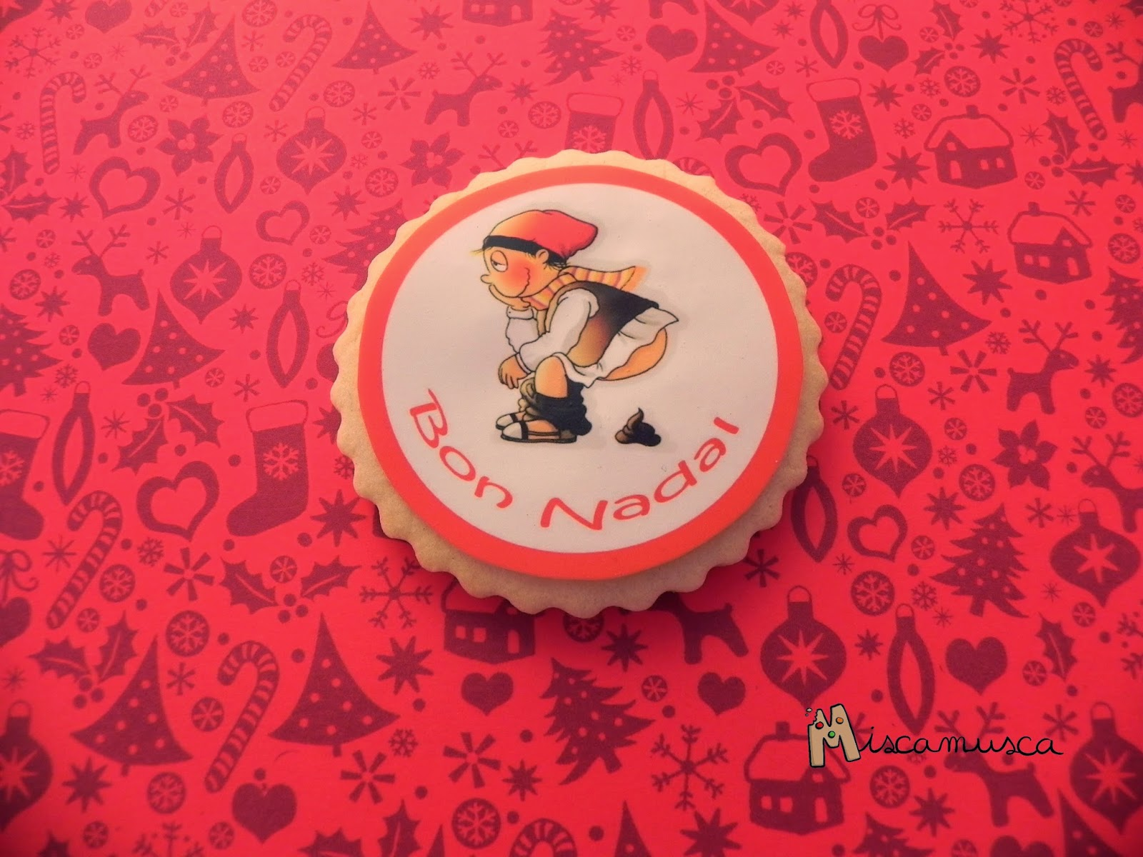 Galleta Caganer