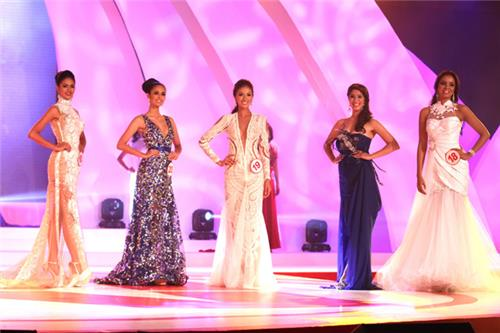 Miss World Philippines 2013 TOP 5