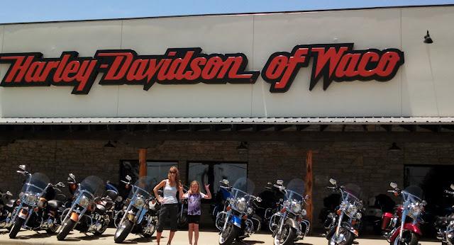 Waco Harley shop