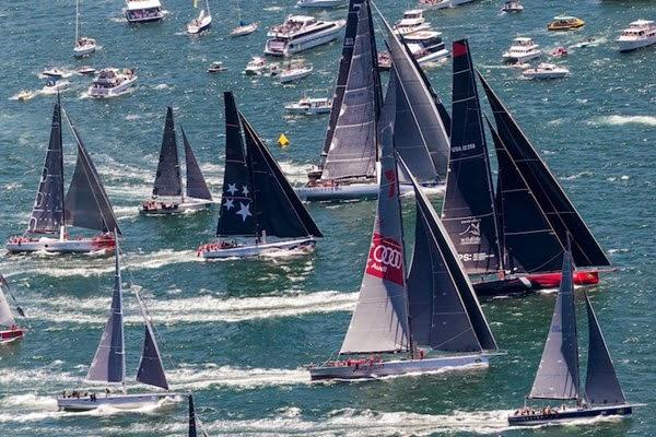 Top départ pour la Sydney - Hobart 2014 !