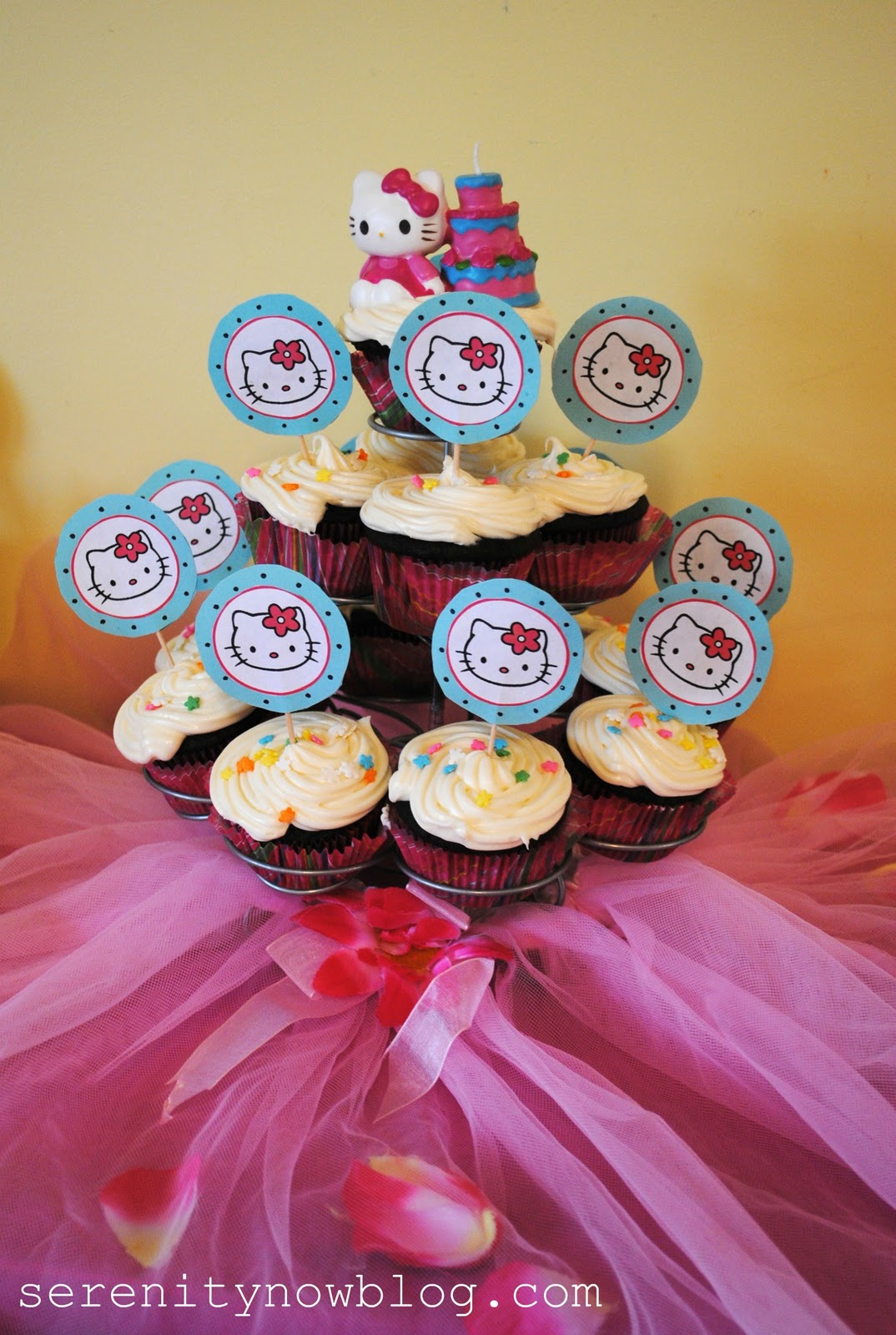 Serenity Now Hello Kitty Birthday Party Party At Home